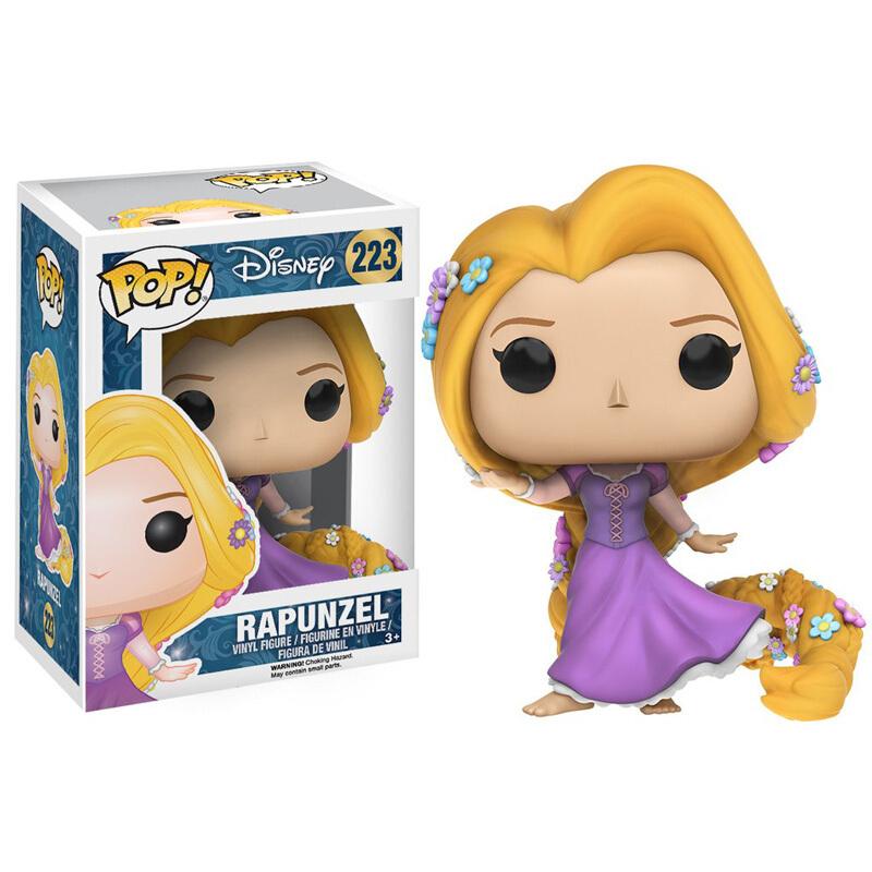 Merchandise Pop Disney Tangled Rapunzel Collectibles Figurines