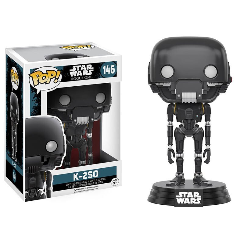 Merch Pop Star Wars Rogue One K-2So Collectibles Figurines