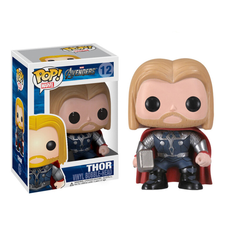 Collectibles Pop Marvel Thor Collectibles Figurines Avengers