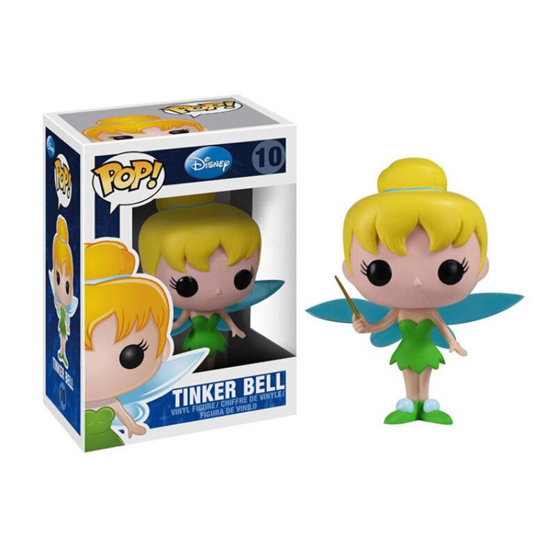 Merchandise Pop Disney Tinker Collectibles Figurines Peter Pen