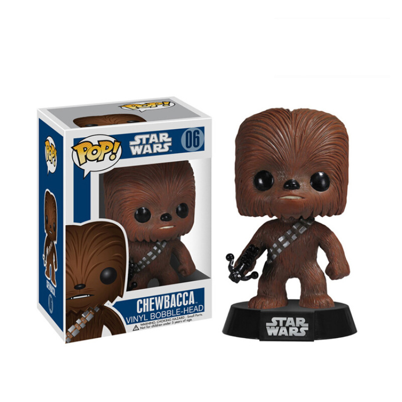 Collectibles Pop Star Wars Chewbacca Collectibles Figurines