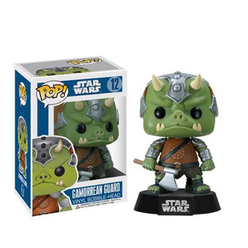 Collectibles Pop Star Wars Gamorrean Guard Collectibles Figurines
