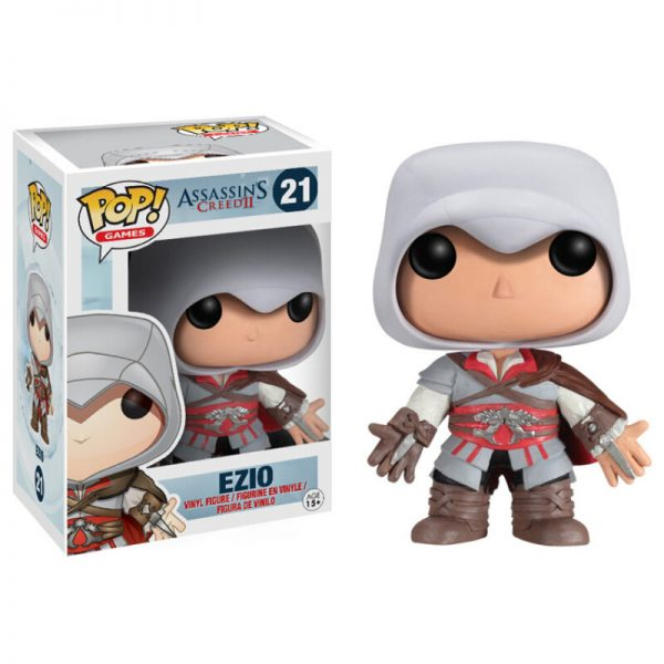 Shop online POP Games Assassin's Creed Ezio Collectibles Figurines best  merchandise and collectibles
