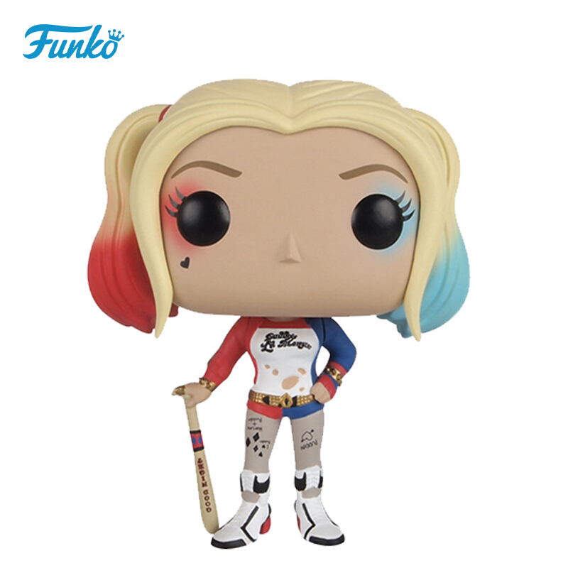 Merchandise Pop Movies Suicide Squad Harley Quinn Collectibles Figurines