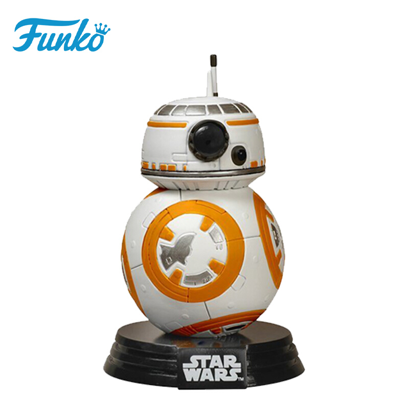 Collectibles Pop Star Wars Episode Vii The Force Awakens Bb-8 Collectibles Figurines
