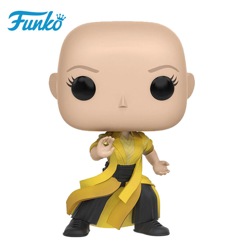 Merchandise Funko Pop Marvel Doctor Strange Ancient One Collectibles Figurines