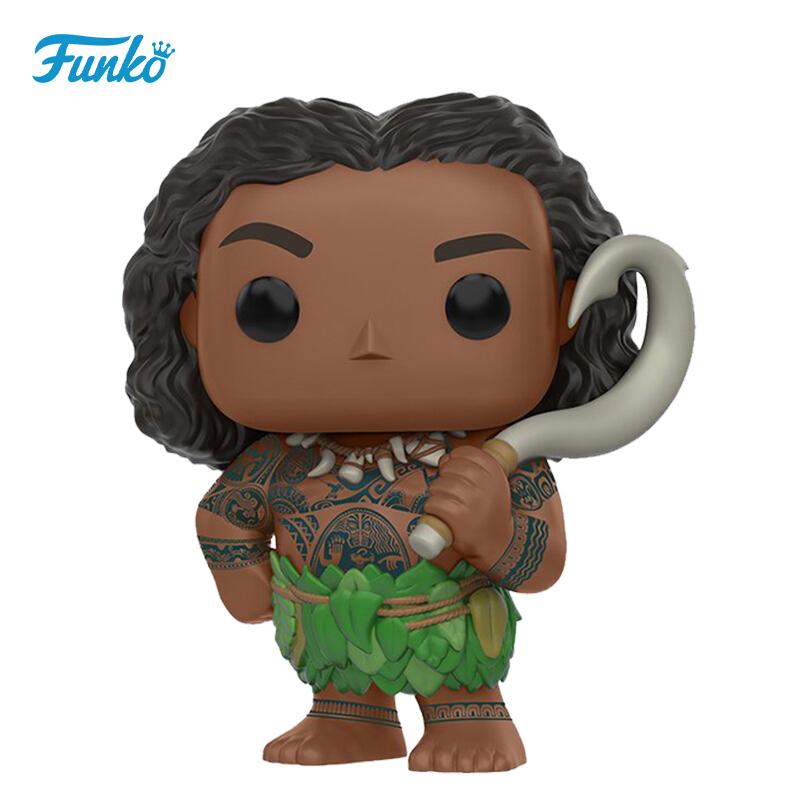 Merchandise Pop Disney Moana Maui Collectibles Figurines