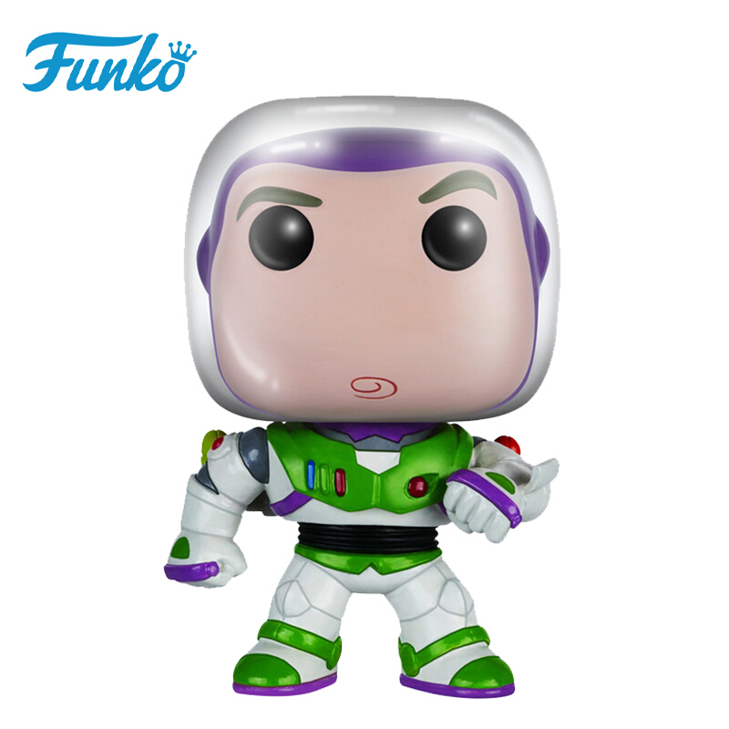 Collectibles Pop Disney Pixar Toy Story Buzz Lightyear Collectibles Figurines