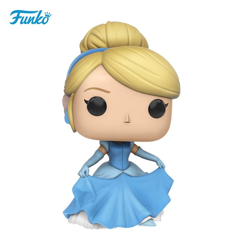 Collectibles Pop Disney Cinderella Cinderella Collectibles Figurines