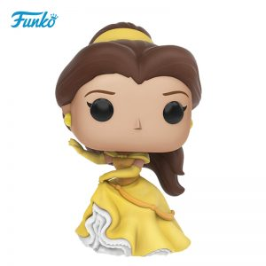 Collectibles Pop Disney Beauty &Amp; The Beast Belle Collectibles Figurines