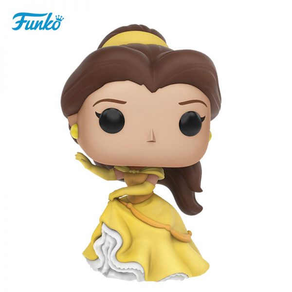 Beauty And The Beast Collectibles >> Pop Disney Beauty The Beast Belle Collectibles Figurines