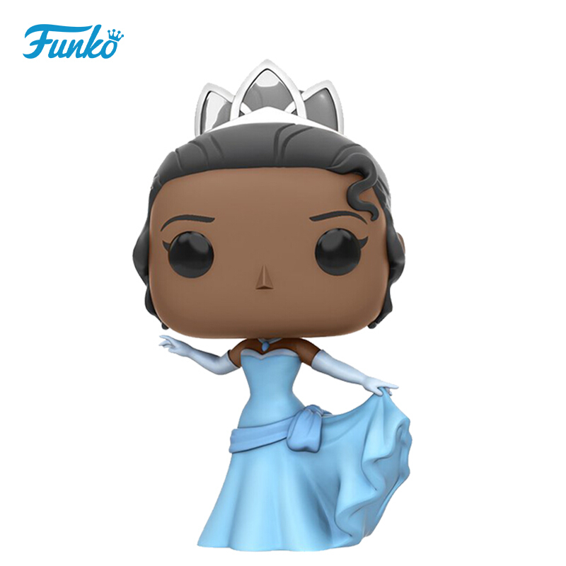 Collectibles Funko Pop Disney Princess &Amp; The Frog Tiana Collectibles Figurines