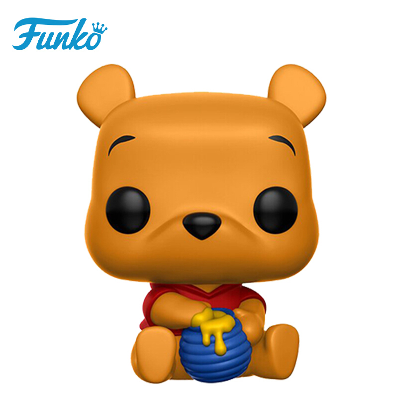 Merchandise Pop Disney Winnie The Pooh Seated Pooh Collectibles Figurines
