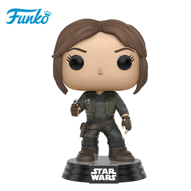 Collectibles Pop Star Wars Rogue One Jyn Erso Collectibles Figurines
