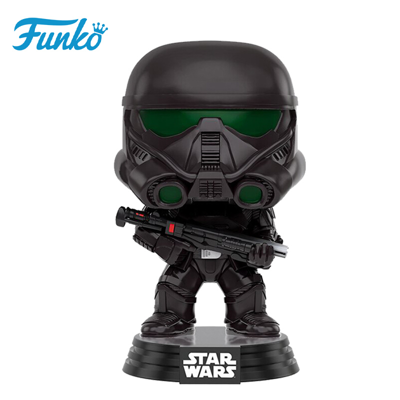Collectibles Pop Star Wars Rogue One Imperial Death Trooper Collectibles Figurines