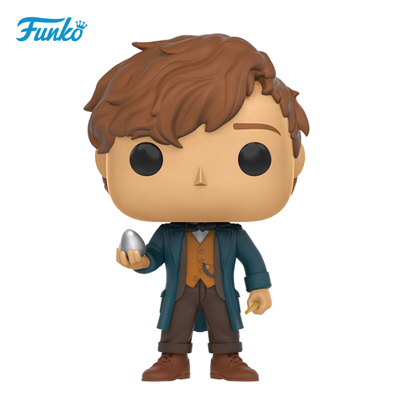 Merchandise Pop Fantastic Beasts And Where To Find Them Newt Scamander W / Egg