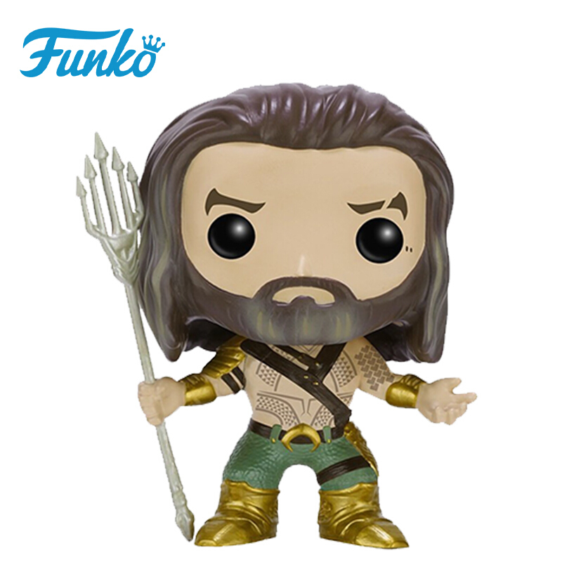Collectibles Funko Pop Heroes Dawn Of Justice Aquaman Dc Collectibles Figurines