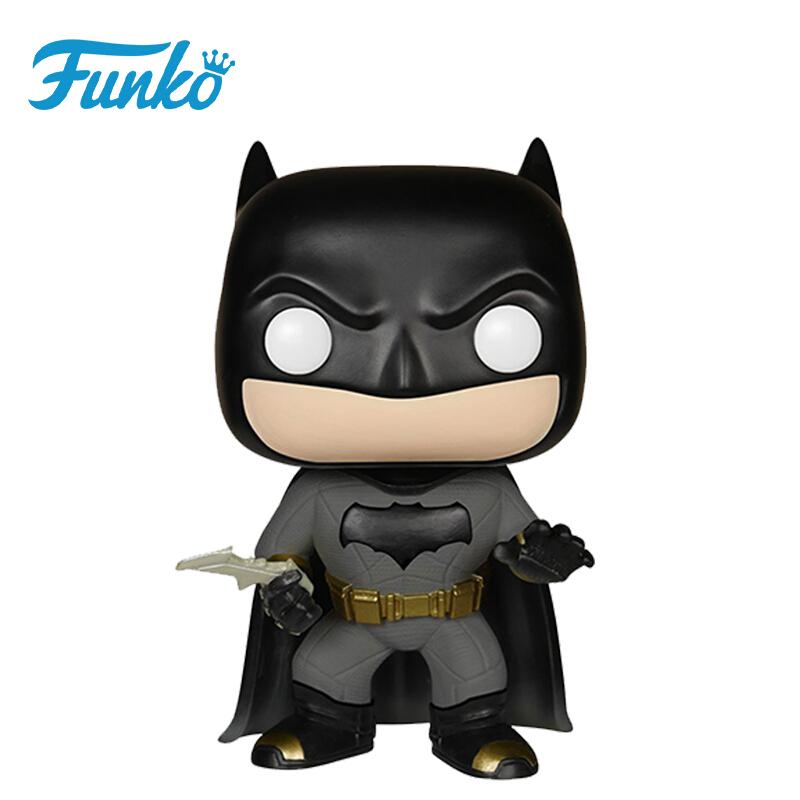 Merch Pop Heroes Batman Vs Superman Dawn Of Justice Batman