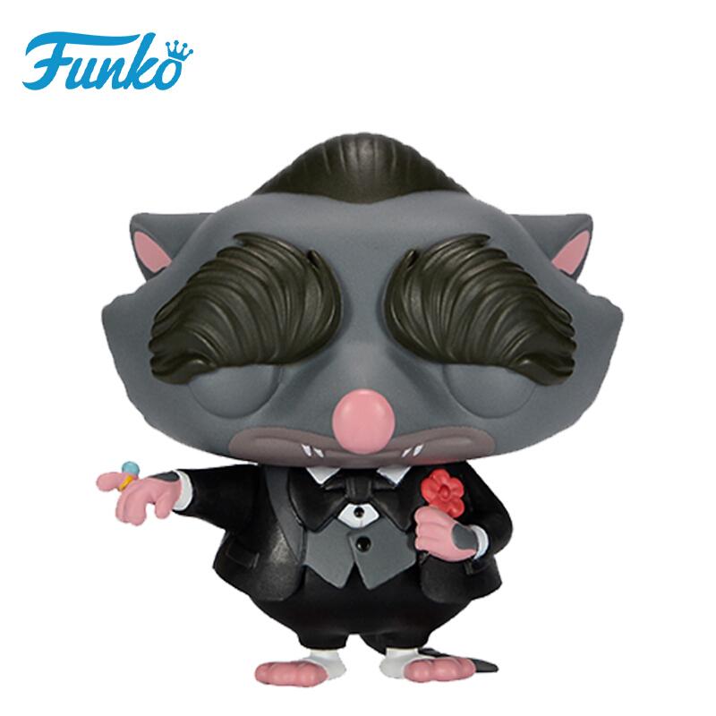 Collectibles Funko Pop Disney Zootopia Mr.big A Collectibles Figurines