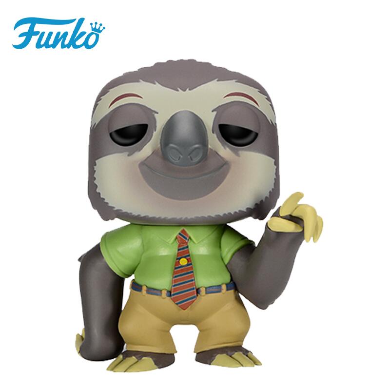 Merch Pop Disney Zootopia Flash Collectibles Figurines