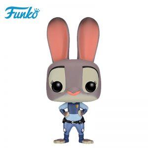 Merchandise Pop Disney Zootopia Judy Hopps Collectibles Figurines