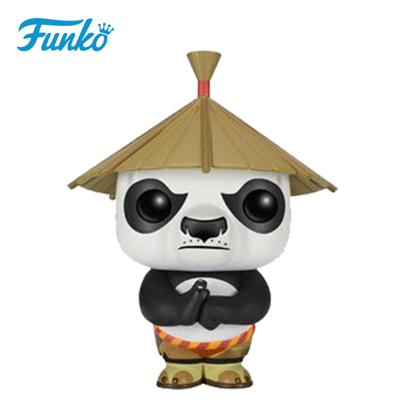 Collectibles Pop Movies Kung Fu Panda Po W/ Hat Collectibles Figurines