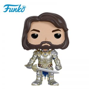 Collectibles Funko Pop Movies Warcraft King Llane Collectibles Figurines