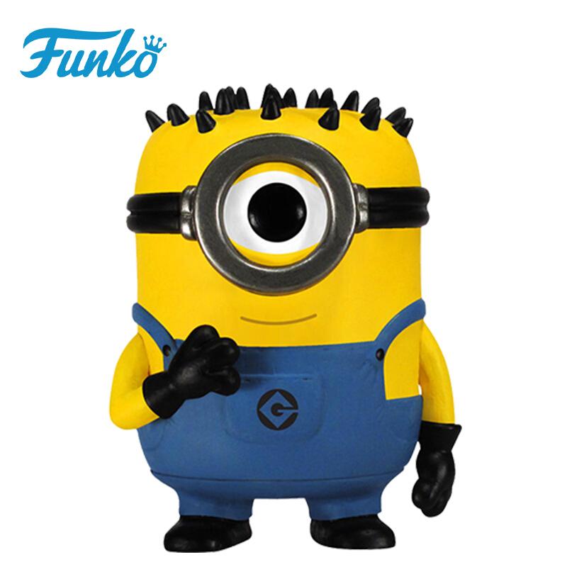 Merch Funko Pop Funko Despicable Me 2 Carl Collectibles Figurines
