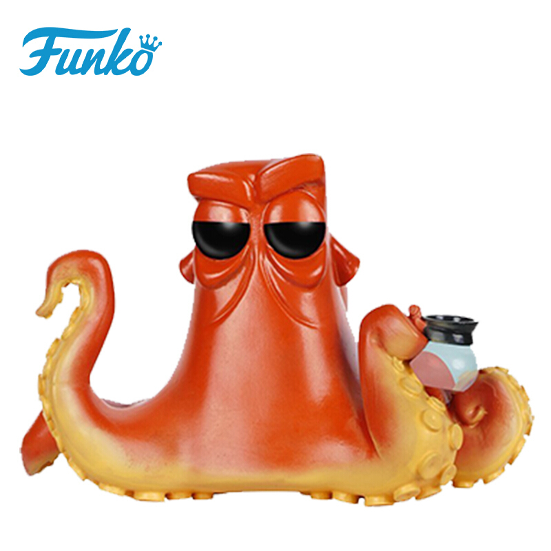 Merch Funko Pop Disney Finding Dory Hank Collectibles Figurines