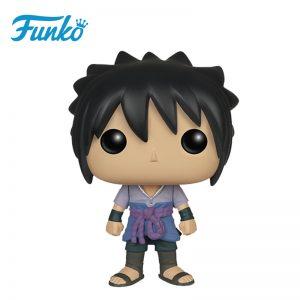 Merchandise Funko Pop Animation Naruto Sasuke Collectibles Figurines