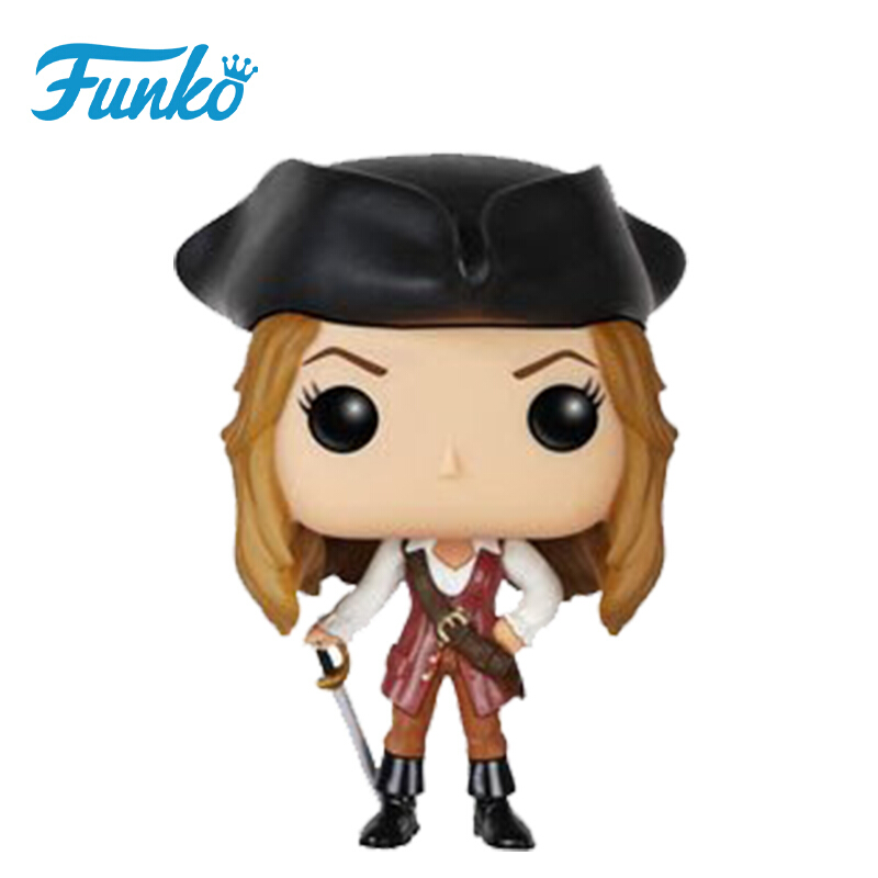 Collectibles Pop Disney Pirates Of The Caribbean Elizabeth Swann Collectibles