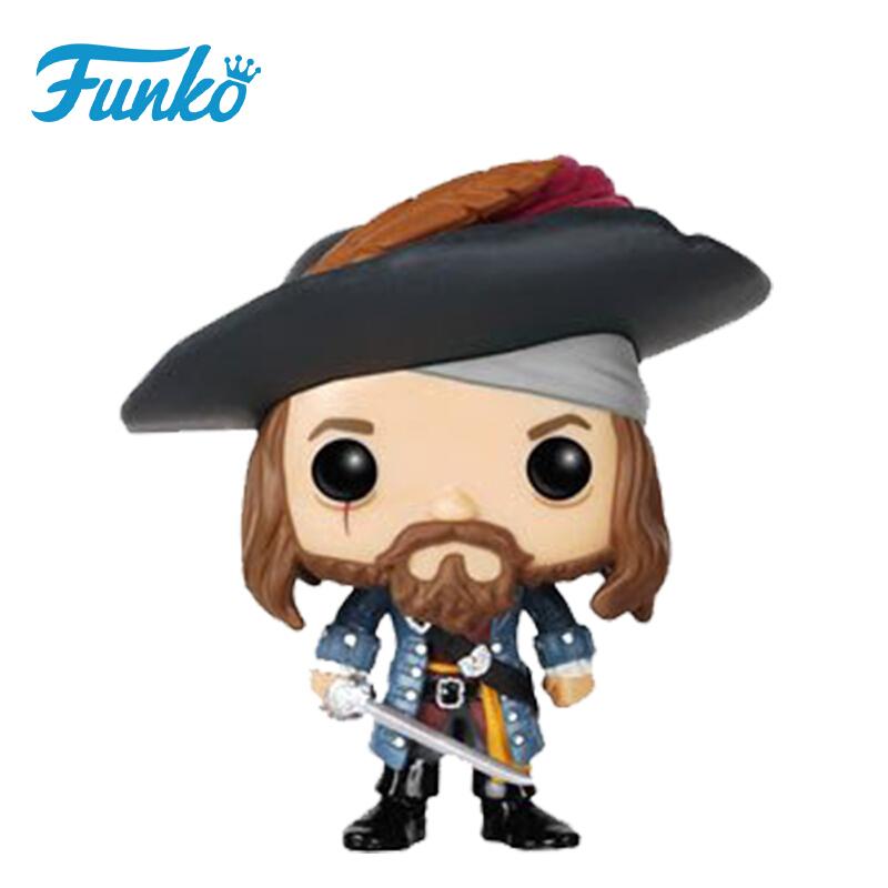 Merchandise Pop Disney Pirates Of The Caribbean Barbossa Collectibles Figurines