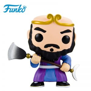 Merchandise Pop Asia Monkey King Monk Tang Collectibles Figurines Funko