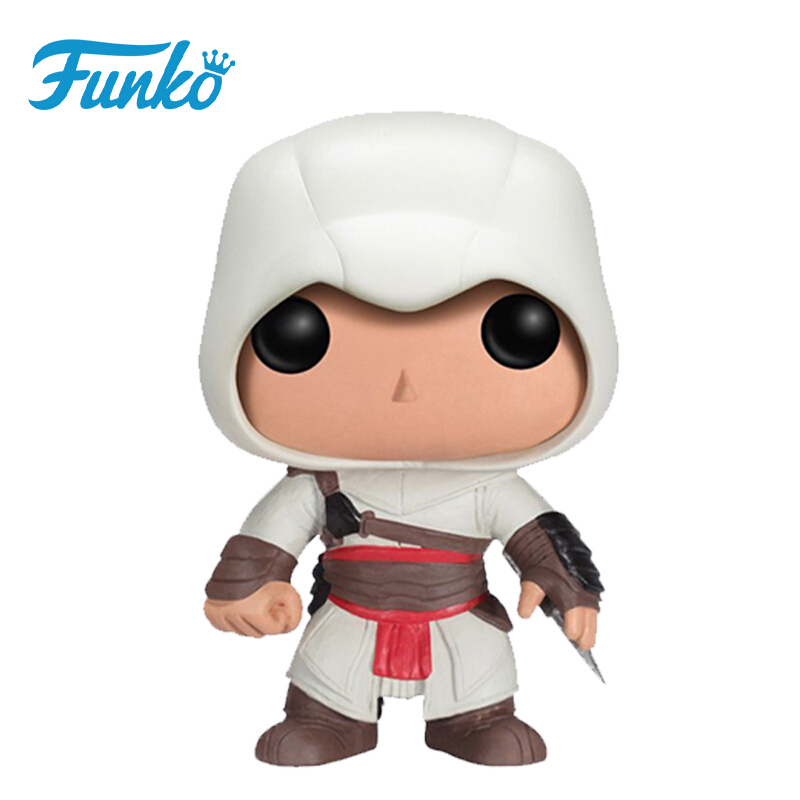 Collectibles Pop Games Assassin'S Creed Altair Collectibles Figurines