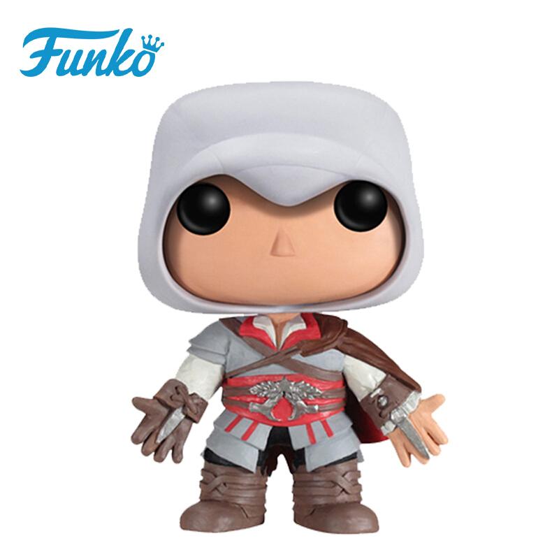 Merch Pop Games Assassin'S Creed Ezio Collectibles Figurines