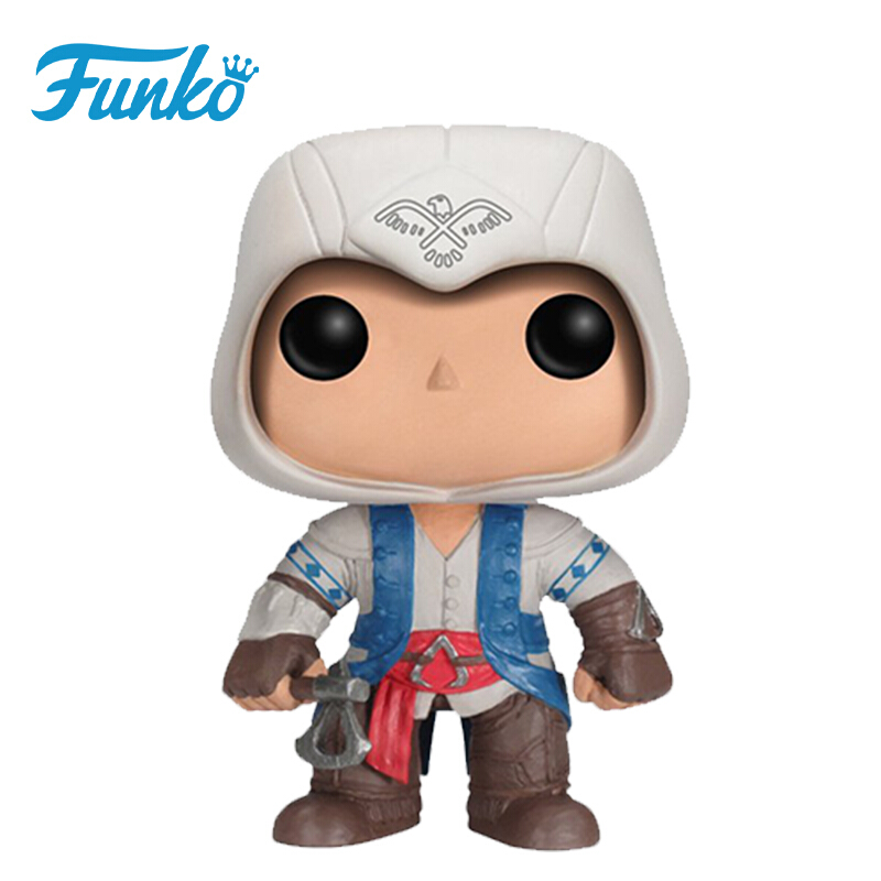 Merchandise Funko Pop Games Assassin'S Creed Connor Collectibles Figurines