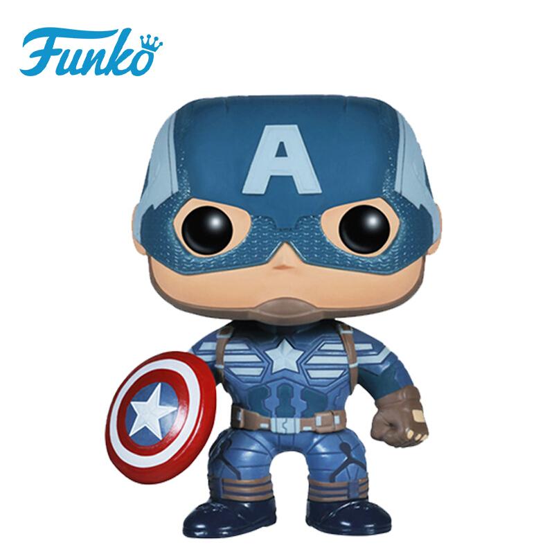 Collectibles Funko Pop Captain America 2 Collectibles Figurines