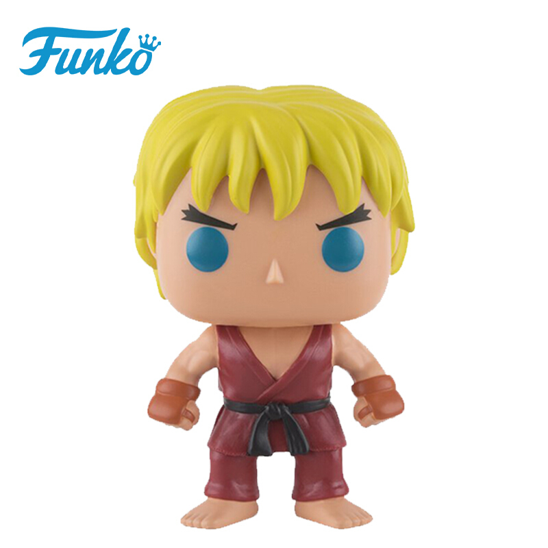 Collectibles Pop Asia Street Fighter Ken Collectibles Figurines