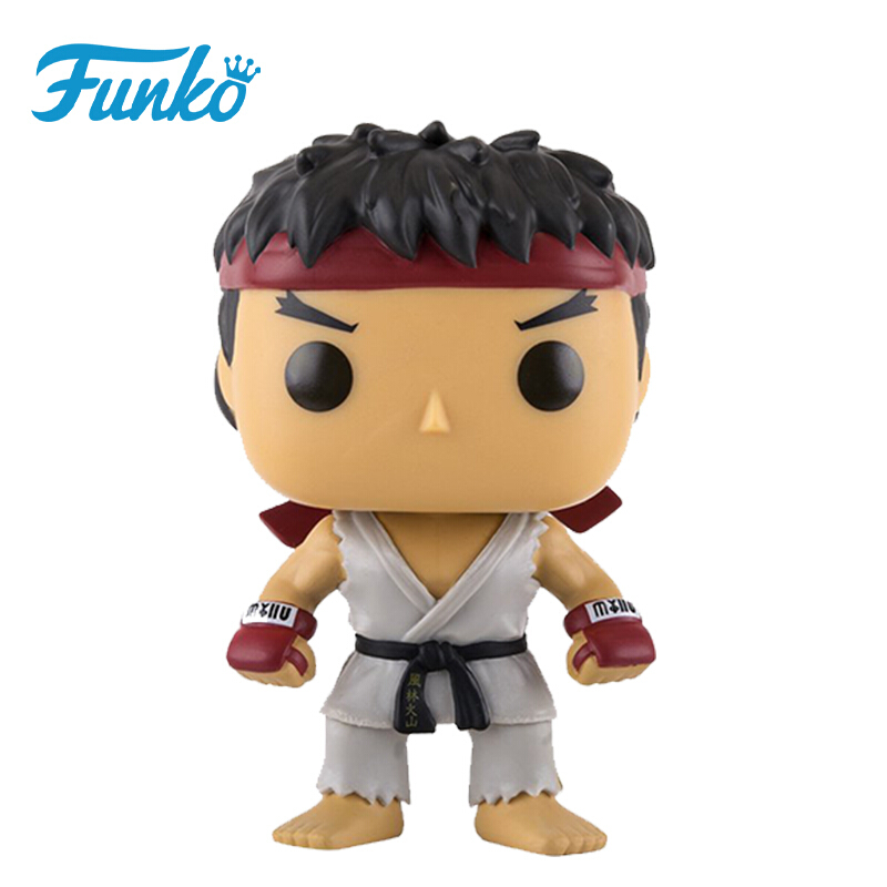 Merch Pop Asia Street Fighter Ryu Collectibles Figurines