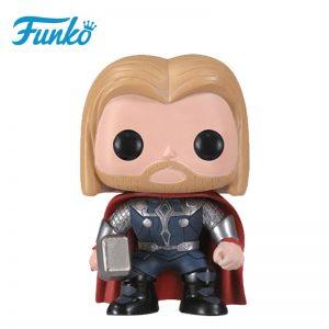 Merchandise Pop Marvel Thor Collectibles Figurines Avengers