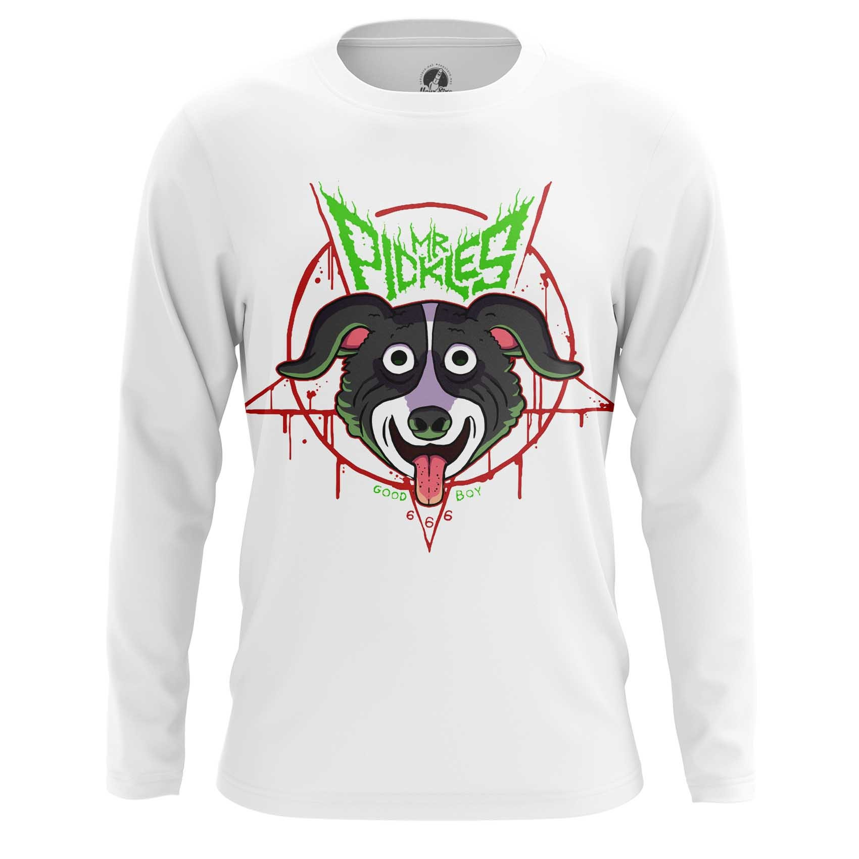 Collectibles Long Sleeve Mr Pickles Merch Props Dog Animated Cartoon