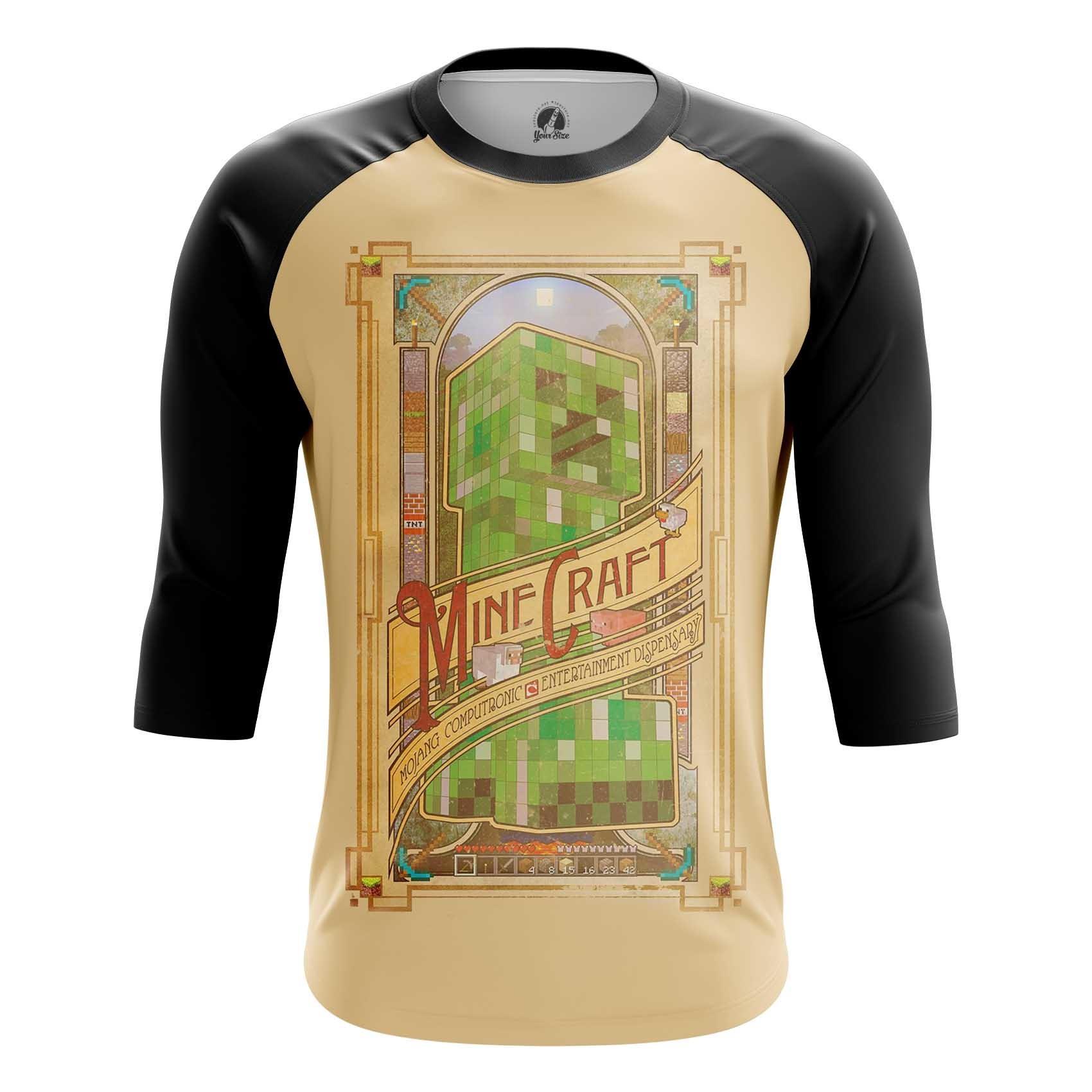 Collectibles Men'S T-Shirt Minecraft Gaming Fan Art