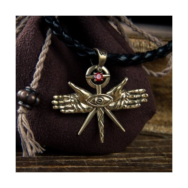 Merchandise Mana Amulet Pendant Heroes Of Might And Magic