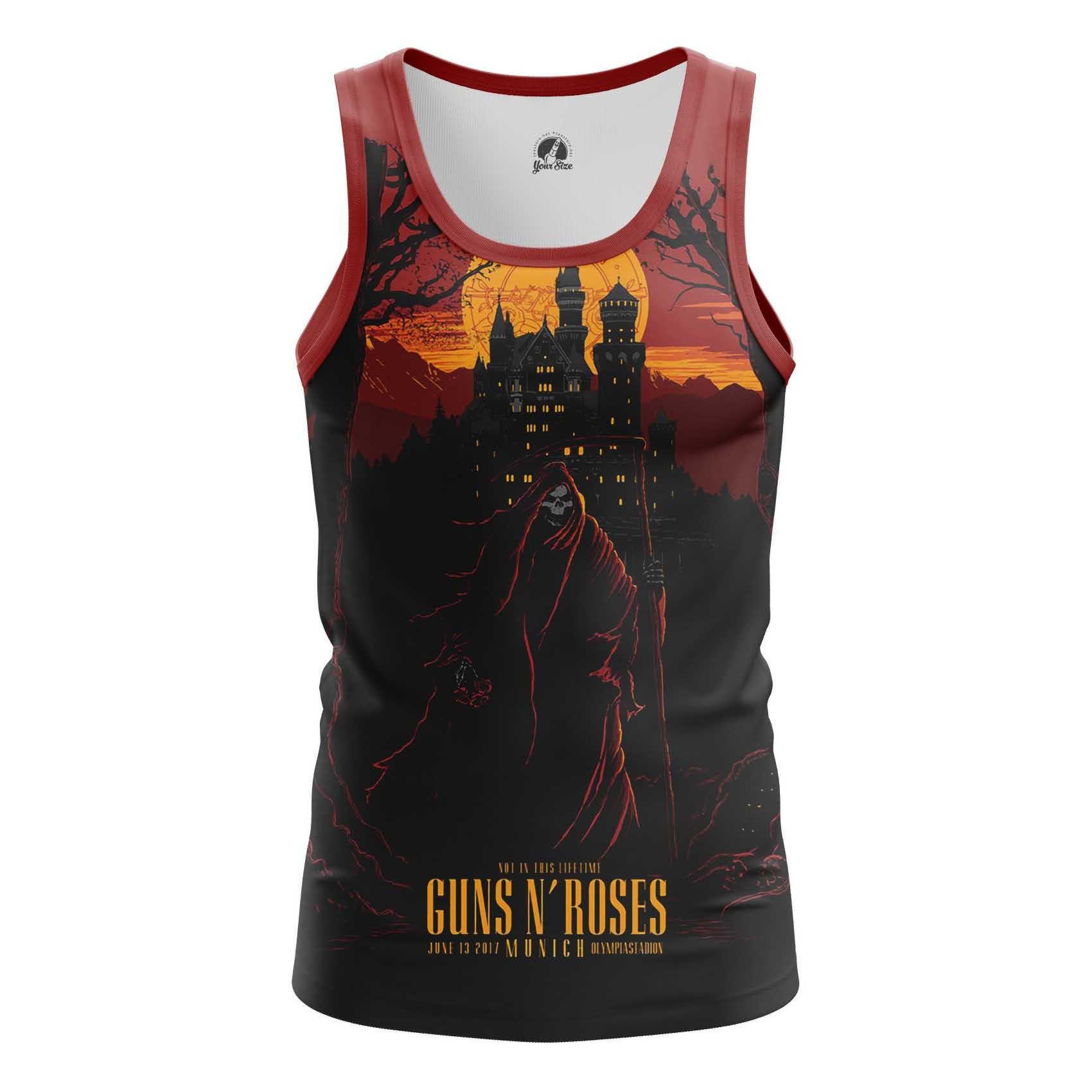 Merch Long Sleeve Guns N Roses Fan Art Tee