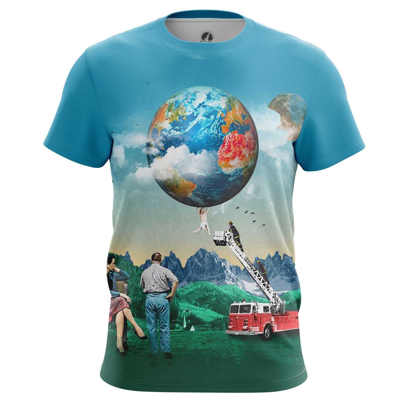 Merchandise Men'S T-Shirt Weekdays Picture Contemporary Art