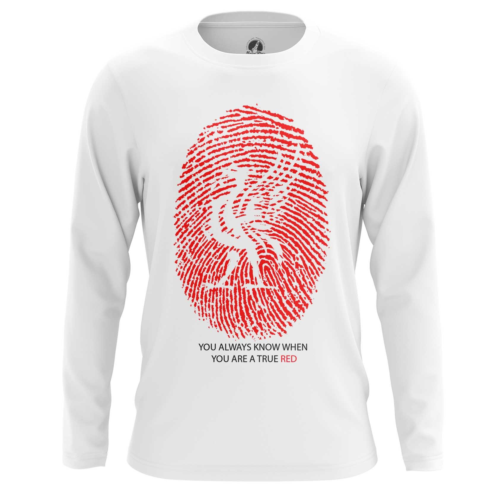 Merchandise Men'S T-Shirt Liverpool Fan Football Red