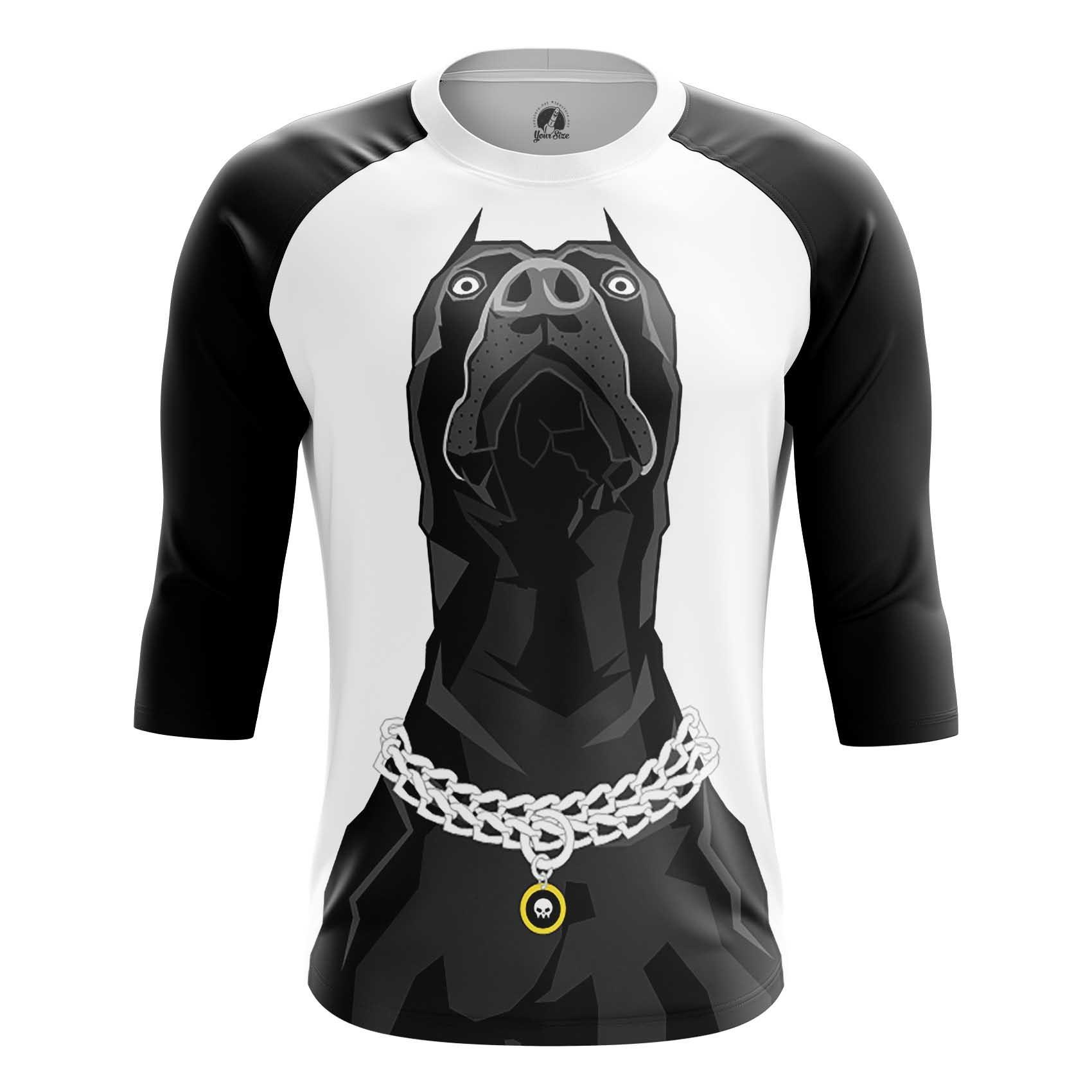 Collectibles Men'S T-Shirt Pit Bull Terrierandise Art Fan