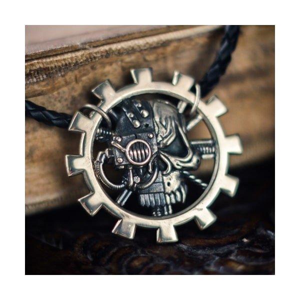 Merchandise Warhammer 40K Necklace Adeptus Mechanicus
