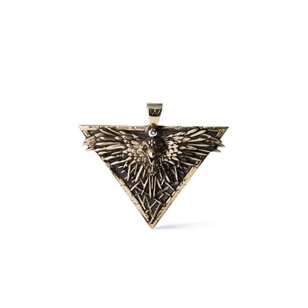 Merch Third Eye Raven Pendant Game Of Thrones