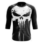 Merchandise Men'S Raglan Punisher Big Big